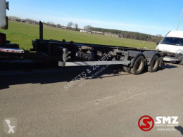 ensemble routier Alcar Aanhangwagen twistlocks trailer