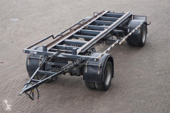 ensemble routier GS Aanhanger 2-assig/ Afzetcontainer