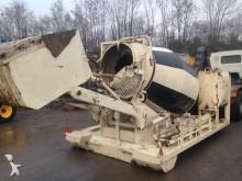 used concrete mixer concrete tractor-trailer