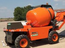 tractora semi hormigón cuba / Mezclador usada