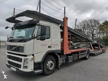 Volvo car carrier tractor-trailer