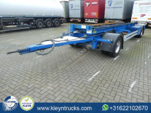 AJK DL-1 20 TON pneum. locks tractor-trailer