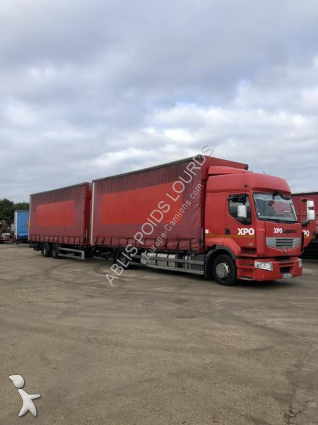 Ensemble routier Renault