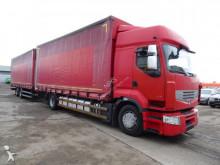 used tarp tractor-trailer