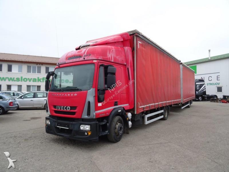 Ensemble routier Iveco ML 120