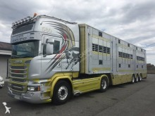 ensemble routier Scania R 580
