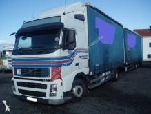 Volvo tautliner tractor-trailer