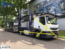 tractora semi Lohr Middenas / eurolohr autotransporter, Car transporter, Transport d'automobiles