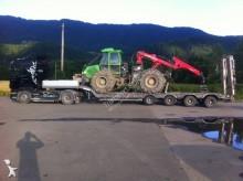 tractora semi portamáquinas usada