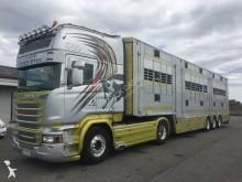 zestaw drogowy Scania R 580