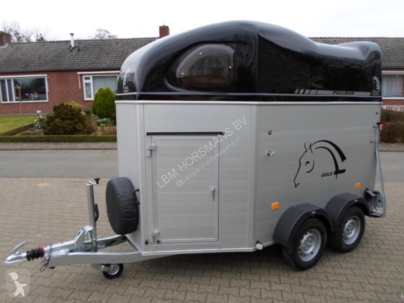 Zobaczyć zdjęcia Zestaw drogowy nc Gold Aluline 2 paards trailer