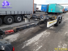 ensemble routier porte containers Krone