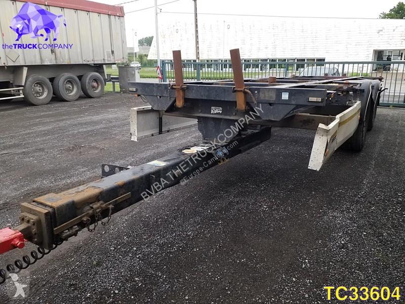 Zobaczyć zdjęcia Zestaw drogowy Krone Container Transport