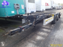 ensemble routier Krone Container Transport