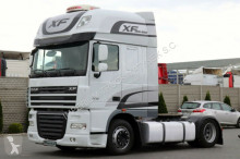 автокомпозиция DAF XF 105.460 / LOW DECK / RETARDER /FULL / EURO 5