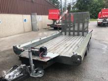 Hulco AANHANGER 3 ASSEN MET LAADRAMP Sattelzug