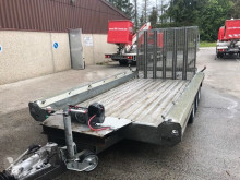 tractora semi caja abierta usado