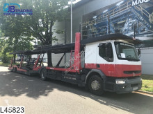 Lohr Middenas Multilohr, Lohr, Manual, Retarder, Airco, Car transporter, Combi tractor-trailer