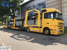 tractora semi Lohr Autotransport Lohr, Eurolohr, Cartransporter, Disc brakes, Combi