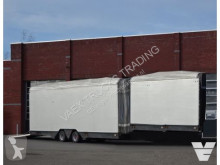 vrachtwagencombinatie onbekend Lohr Closed car transporter Trailer + box for tractor unit