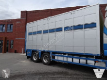 tractora semi Cuppers 3 Stock Livestock box