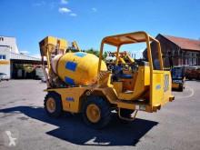 tractora semi hormigón cuba / Mezclador usado
