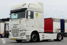 ensemble routier DAF XF 460 / SUPER SPACE CAB /EURO 6 / LOW DECK/MEGA