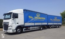 DAF tractor-trailer