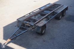 rimorchio nc Aanhangwagen 3-assig/container systeem