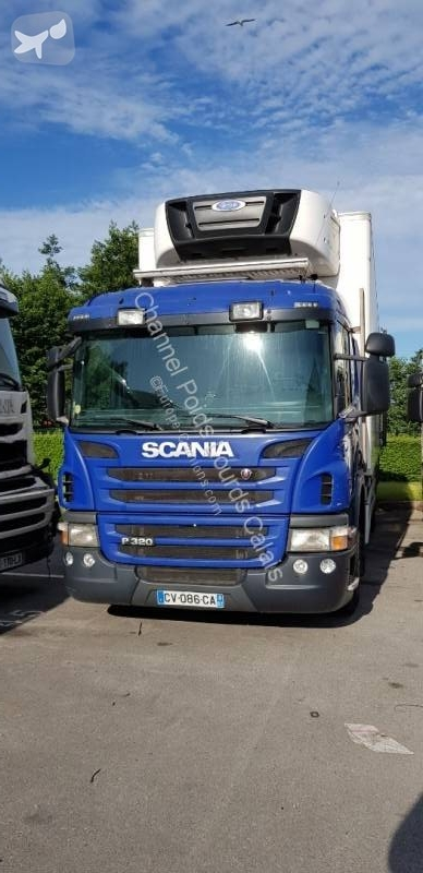 Voir les photos Ensemble routier Scania