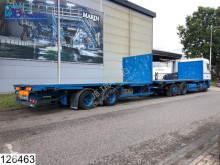 n/a flatbed trailer truck