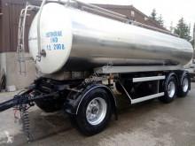 tractora semi nc MAISONNEUVE CITERNE EN INOX-2 COMPARTIMENTS - 15000 L