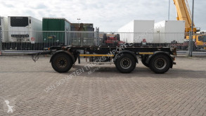 Groenewegen 20 FT CONTAINER TRAILER Sattelzug