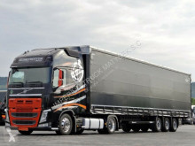 ensemble routier porte engins Volvo