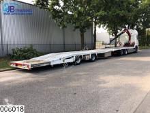 tractora semi Jumbo Middenas 1,2 mtr Extendable, 105 XF 460 SSC, EEV, HMF crane, Winch, Standairco, Airco, Combi
