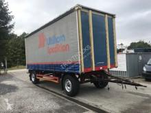 Krone tractor-trailer
