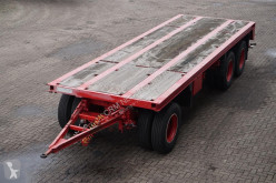 Floor Aanhanger BPW / Drum / MOT: 10-08-2020 trailer