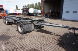 remorque Van Hool Aanhanger Container system / MOT: 24-11-2019