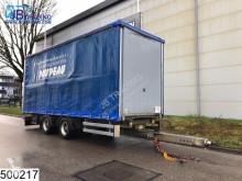 vrachtwagen met aanhanger Schuifzeilen onbekend
