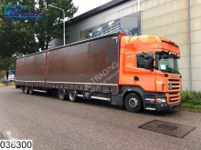 camion remorque LAG Middenas 10 Wheels, Opticruise, 3 pedals, Retarder, Airco, ADR, Topline, Jumbo, Combi,