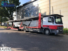 Lohr Middenas Multilohr, EURO 5, Retarder, Airco, Cartransporter, Powershift, Combi tractor-trailer
