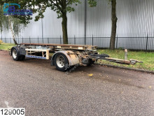 remorque Trax Autonoom Container Transport, Steel suspension, Triangel 2,00 mtr - 2,75 mtr