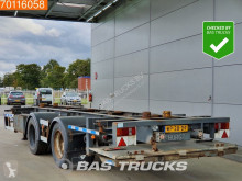 Burg BPA 20 M Ladebordwand trailer