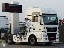 gebrauchter Sattelzug Maschinentransporter