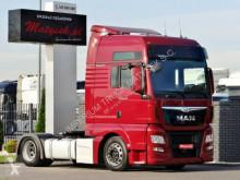MAN TGX 18.440 / XXL / RETARDER /LOW DECK/ FULL/EU 6 tractor-trailer