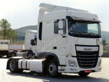 ensemble routier porte engins DAF