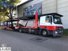 ensemble routier Lohr Middenas EURO 5, Retarder, Standairco, Airco, Car transporter, Multilohr, Powershift, Combi