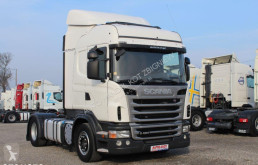 tractora semi Scania 420 /EURO 5+AD BLUE / MANUAL / STANDARD /RETARDER/ **SERWIS**/ STAN IDEALNY /