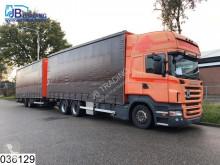 vrachtwagen met aanhanger Schuifzeilen LAG