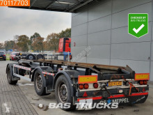 GS AIC-2700 N Containerchassis Liftachse trailer